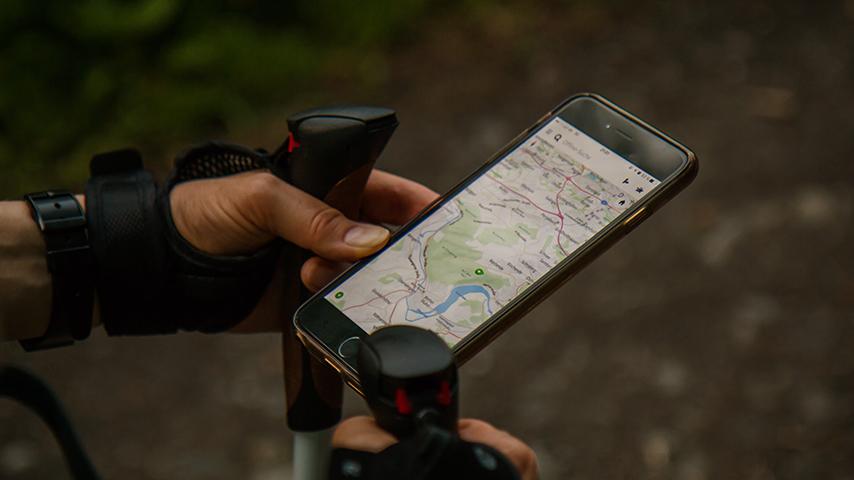 mappe kml in app