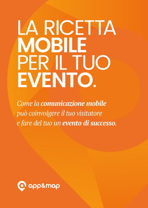 La ricetta mobile per il tuo evento